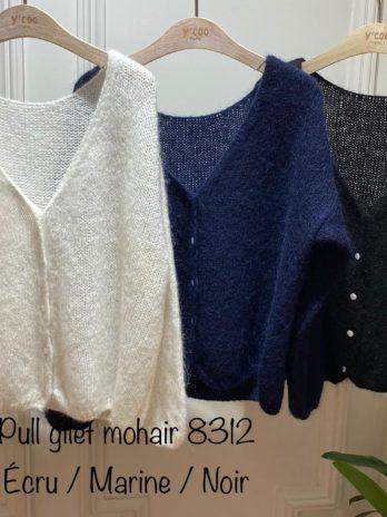 Pull / Gilet Helena
