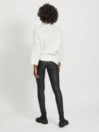 Pantalon Enduit Jean Skinny