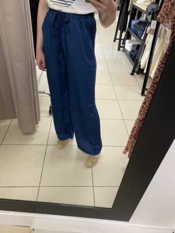 Pantalon Chandler bleu marine